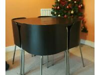Ikea Fusion Table and chairs