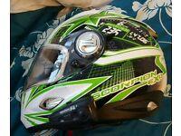 Scorpion exo helmet (XL)