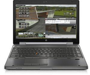 MEGA SOLDE : HP WORKSTATION 8570W Core i7 (3G) - MEM 16GB -320GB