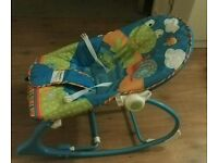 Fisher Price Vibrating Musical Baby Rocker