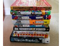Bundle of children's books suit approx 8-12years