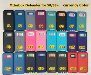 Samsung S9 and plus otter box cases $35