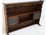 Old Charm Dresser top Oak