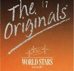 cd - Various - The Originals 7- World Stars (From The 70s)