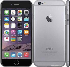 iPhone 6 64gb space grey. Factory Unlocked