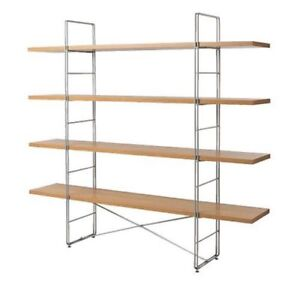 ikea bookshelf / multi - purpose large shelf - Moving