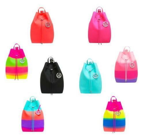 American Jewel Yummy Gummy Silicone Medium Backpack