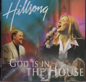 Hillsong - God Is In The House, CD, New