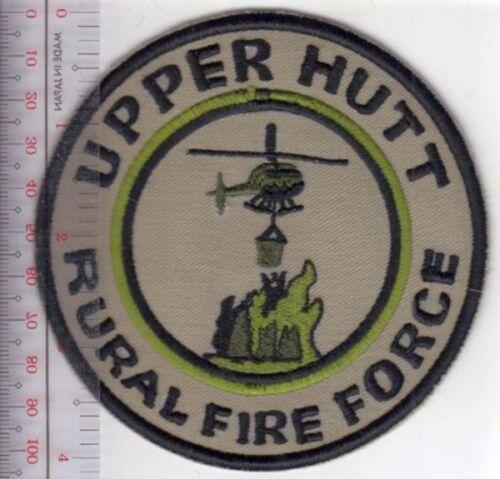 Hot Shot Wildland Helitack Fire Crew New Zealand Upper Hutt Rural Fire Force acu