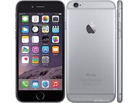 *Factory Unlocked - Good* Apple iPhone 6 Space Grey 16GB LTE/4G latest iOS 10.2.1