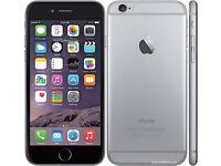 Boxed iPhone 6 64GB Unlocked Black/Silver