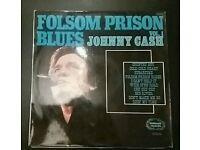 Johnny cash folsom prison blues vinyl