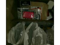 Job lot of assorted mobile phone cases x50