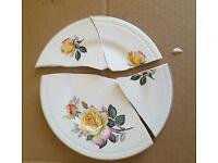 HELP! Tea plate wanted Brexton 8048