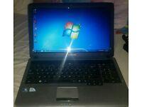 Laptop Samsung RV510 in good condition