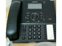 Samsung Enterprise solution telephone complete with manual booklet