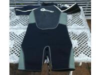 Osprey shorty wetsuit - unisex