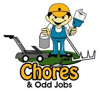 Odd jobs and dump runs
