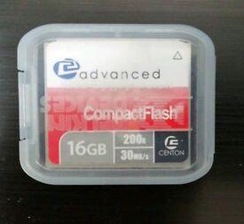 16gb Compact Flash