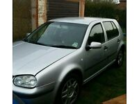Volkswagen golf 1.9 tdi breaking all parts available spares