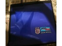 Rare England(one2one) supporters record bag new
