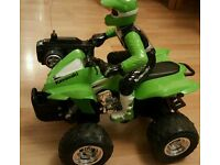 RC remote control quadbike kawasaki not remote control car bike boat etc