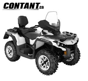 2018 VTT Can-Am Outlander MAX Outlander MAX North Edition 650