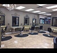 Chair Rental Opportunity for Stylists & Barbers