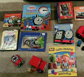 ***Bundle Thomas The Tank & Postman Pat