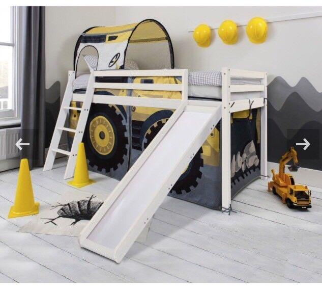 Famous Bulldozer Bed Frame Illustration - Frames Ideas - ellisras.info