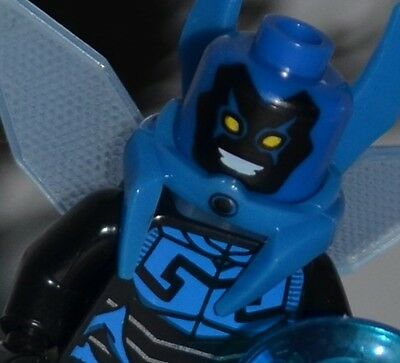 Teen Super Heros (DC Super heroes BLUE BEETLE figure US Seller Teen Titans)