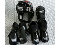 Childrens Taekwondo Sparring Gear UKTC