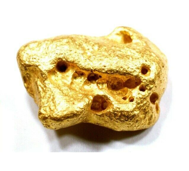 .400+ GRAMS ALASKAN YUKON BC NATURAL PURE GOLD NUGGET HAND PICKED FREE SHIPPING