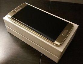 Samsung Galaxy S6 Edge (32gb) Gold Platinum (Unlocked)
