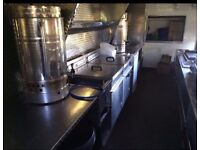 Catering Trailer 20ft