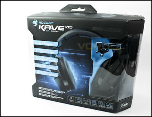 Gaming Headset ROCCAT Kave XTD 5.1 Digital