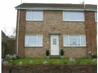 2 Double Bedroom maisonette in quiet cul-de-sac £825 pcm