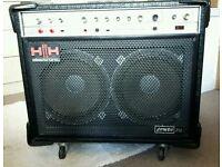 HH combo 212 Classic Vintage Guitar Amplifier