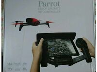 Parrot Bebop Drone 2 with Skycontroller - Brand new and sealed
