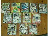 Set of Tom Gates Books