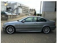 BMW 320 Diesel M sport coupe