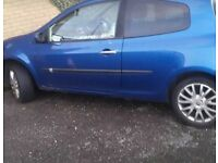 Clio breaking for parts all parts available dci 1.5