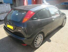 Ford Focus ST170 with Rare Spec