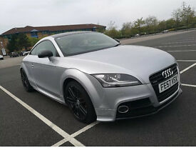 2007 AUDI TT 2.0T FSI only 64k miles 2011 tts and abt extras, rs alloys, may px
