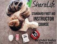 SharaLife: First Aid Instructor Course