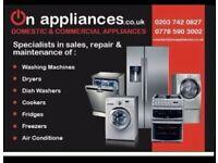 On Appliances