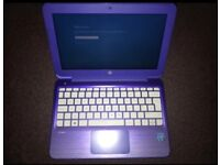 HP stream laptop for sale ! Perfect cond