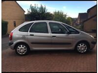 2.0l Citroen Picasso lovely car to drive in perfect working order