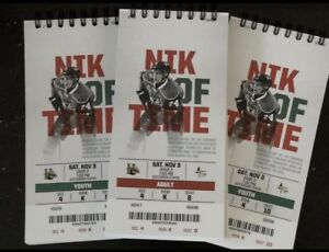 3 Mooseheads Tickets