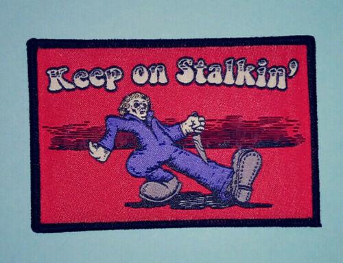 PATCH - Keep on Stalkin